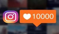 اضافة 10000 لايك لصورتك على الانستغرام