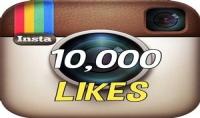 اضافة 10000 لايك بسرعة لصورتك على انستقرام