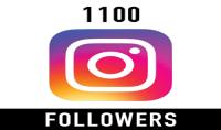 1100 متابع اجنبي متفاعل لحسابك على انستقرام بي 5$