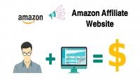 إنشاء متجر تسويقي لمنتجات أمازون