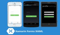 تصميم وبناء واجهات Xamarin.Forms بلغة XAML