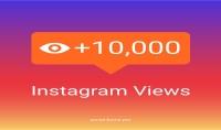 5000 متابع انستغرام و 10000 مشاهدة حقيقية فقط ل %4