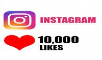 زيادة 10000 لايك لصورك في الانستغرام