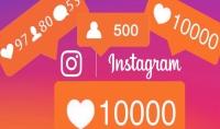 اضافة 2000 متابع انستقرام عربي و اجنبي