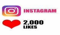 سأقدم لك 2000 لايك عربي حقيقي عالية الجودة لصورك في انستغرام