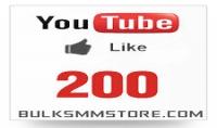اضافة 200 لايك علي فيديو اليوتيوب