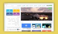 قالب بلوجر تقني احترافي يصلح موقع العاب وتطبيقات