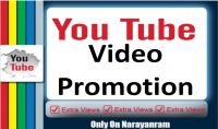 YouTube Video Marketing Promotion for $5