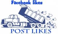 10000 لايك لمنشور لديك علي الفيس بوك مقابل 5$ فقط