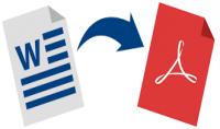 تحويل ال PDF الى WORD كل 100 ورقة بسعر 5$
