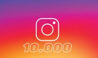 اضافة 10000 مشاهدة على  quot;Instagram quot;