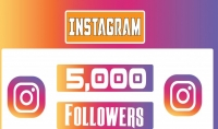 اضافة 5000 متابع على instagram