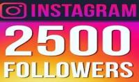 2500 متابع للاستغرام   5000 لايك في اقل من ساعة