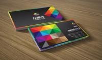 تصميم بطاقات اعمال احترافية