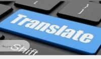ترجمة١٠٠٠ من العربية الى الانجليزية وبالعكس في