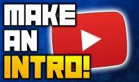 عمل 6 فيديوهات intro بأسم قناة اليوتيوب   المقدمة والخاتمة