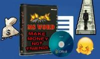 كتاب تعلم الوورد بشكل مبسط وجميل للعمل على خمسات وربح المال