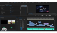 عمل مونتاج فيديو احترافي Video Editor وعمل مقدمات انترو