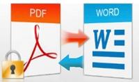 تحويل الملفات من pdf الى word والعكس ايضا الكمية المطلوبة كلها ب 5$ فقط