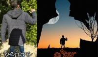 صمم صورتك الشخصية او غلاف مدونتك باحترافيه تامة تصميمين مختلفين ب 5$ فقط