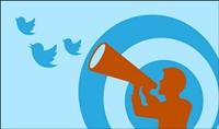 تويت اعلاني لمنتجك او موقعك لأكثر من 100000 متابع حقيقي فعال