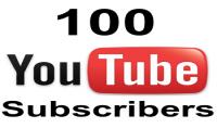 أحصل على 100 مشترك على قناة يوتيوب