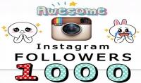 إضافة 6000 Followres على صفحتك أنستغرام في غضون 3 ساعات