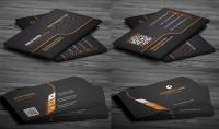 تصميم بطاقات أعمال إحترافية