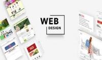 تصميم وبرمجة صفحتان ويب لموقعك