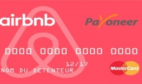 كارت master card prepaid حساب بنكي أمريكي