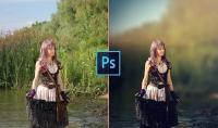 تعديل و تحسين 4 صور باحترافية باستعمال الفوتوشوب