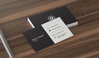 تصميم 3 بطاقات اعمال أو بطاقات شخصية مختلفة احترافية وبشكل جذاب