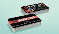 تصميم بطاقة شخصي