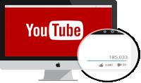 1300 مشاهدة حقيقية على قناتكم يوتيوب مضمونة