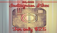 اضافة 60000 الف لايك لصور الاحدث في حسابك بالانتسغرام