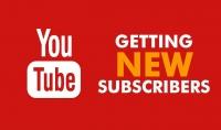 زيادة 200 متابع يوتيوب مستهدفين حقيقين