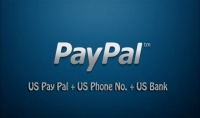 المساعدة للحصول على حساب باي بال ورقم تليفون وبنك أمريكي 100%