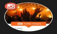 زيادة 100 ألف مشاهدة انستقرام حقيقية 100% ولا تنقص  هدية 1000 لايك