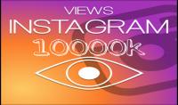 زيادة مشاهدات الفيديو علي انستجرام الي 10000Kمشاهدة مقابل 5$