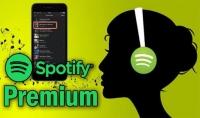 ساعطيك حساب spotify premium