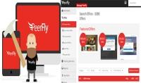 حساب Peerfly أقوي منصه للربح من عروض CPA