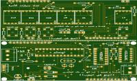 تحويل تصميم دارة الكترونية الى تصميم لوحة pcb جاهزة لارسالها للمصنع