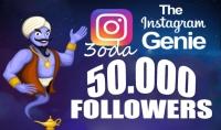 تزويد 50.000 متابعين انستجرام
