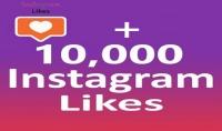 10000 لايك لصورتك على الأنستغرام