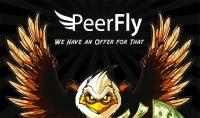 احصل علي حساب Peerfly أقوي منصه للربح من عروض CPA