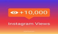 10000 مشاهدة لفيديوهاتك على الإنستغرام