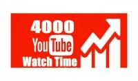 سأقدم لك 4000 ساعة مشاهدة لقناتك على موقع يوتيوب