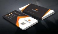 تصميم بطاقة اعمال business card لمؤسستك اوشركتك اوعملك الخاص بطريقة احترافية