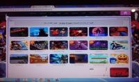 تصميم مدونة العاب احترافية ب 2000 لعبة