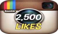 2500 Instagram Likesحقيقي ومتفاعل 90 ٪ من الحسابات من النساء